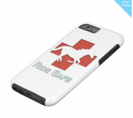We designed and iPhone 6 case for our friends over at Ride Safe!