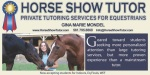HorseShowTutor Ad